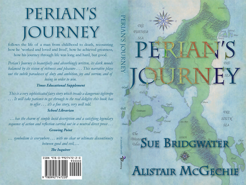 Perian's Journey Follows The Life Of A Man From Childhood To Death,  Recounting How He 'worked And Loved And Lived', How He Achieved Greatness,