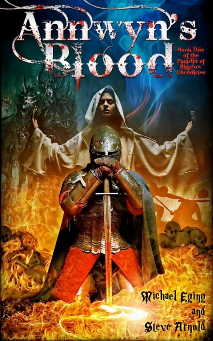 Annwyn's Blood Cover