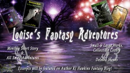 Louise's Fantasy Adventures Banner