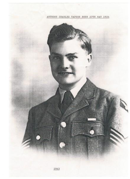 Tony in 1943